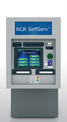 NCR SelfServ 34 Drive-up